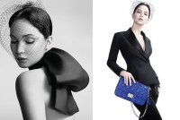 Дженнифер Лоуренс в рекламе сумочек Miss Dior