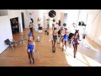 Harlem Shake в исполнении моделей Playboy