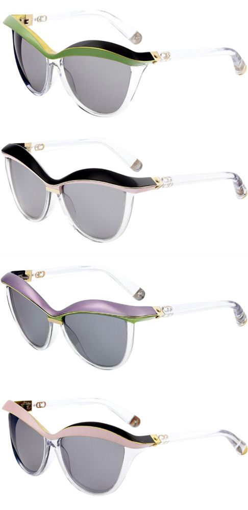Коллекция солнцезащитных очков Dior Demoiselle