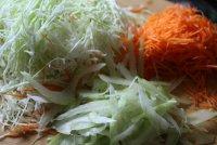 Как быстро нарезать капусту?