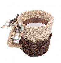 Идеи на 8 Марта: кофейная чашка своими руками
