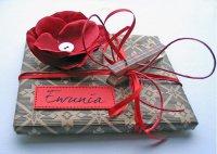 «Одежка» для подарка на 8 Марта