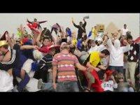 Harlem Shake в Египте, или почему не надо танцевать на фоне египетских пирамид