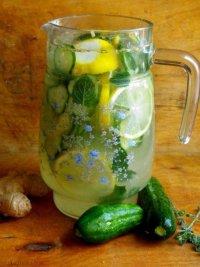 Вода Сасси - напиток для похудения