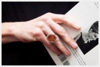 Перстень из монеты, или Что подарить на 8 Марта?