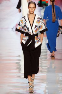 В моду вошла восточная тематика