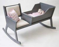 Кроватка для мамы и малыша