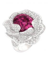 Кольцо от Chanel из коллекции Jardin de Camélias