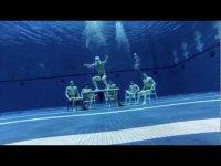 Подводный Harlem Shake
