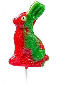 Леденец зомби-кролик
