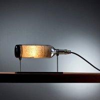 Лампа из бутылки от Джона Мэнга