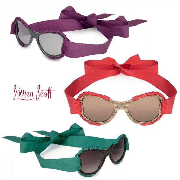 Авангардные очки от Лорен Скотт