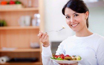 Обустройство кухни во время диеты