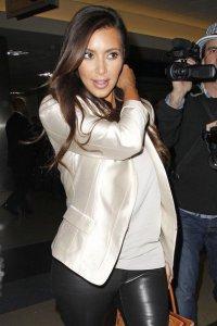 Ким Кардашян завела блог для беременных модниц
