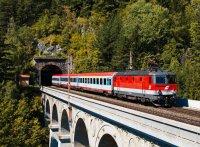 Всемирное наследие ЮНЕСКО: Железная дорога Земмеринг (Австрия)