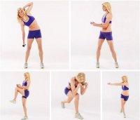 Как убрать живот и бока: эффективные упражнения