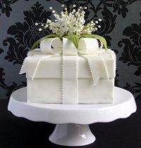 Нежный торт на 8 Марта