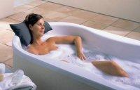 Домашняя ванна для похудения