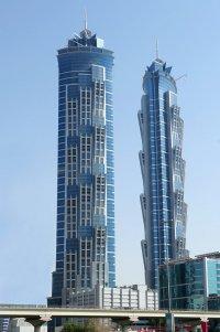 Отели мира: JW Marriott Marquis в Дубае