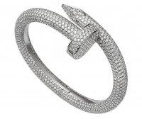 Роскошный браслет Juste un Clou от Cartier