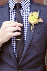 Аксессуары для жениха: небольшой обзор