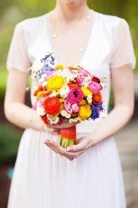 Свадебный букет: приметы для невесты и незамужних девушек