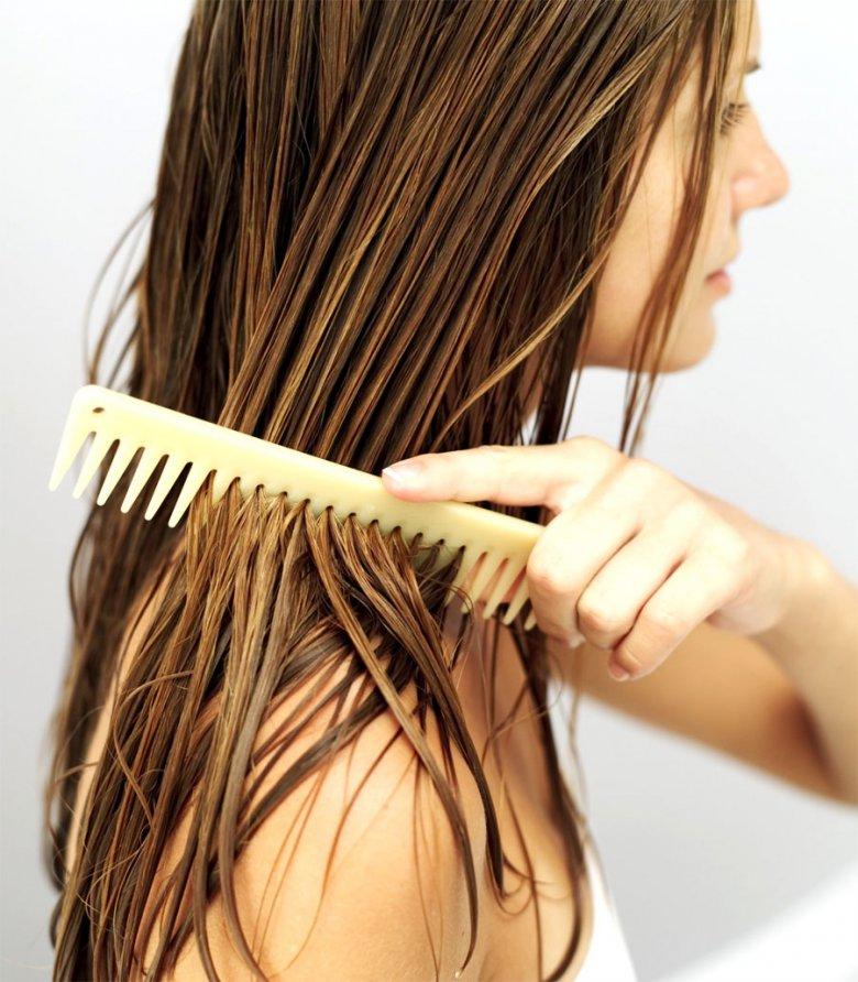 Шоколадная маска для тусклых волос