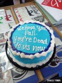 Тортик для поднятия настроения