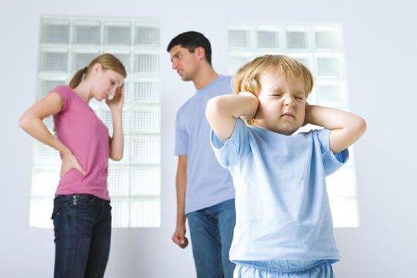 Ссоры в семье: игра в молчанку