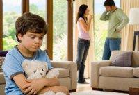 Ссоры в семье: при детях ссориться нельзя