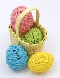Поделки к Пасхе своими руками: сладкие пасхальные яйца