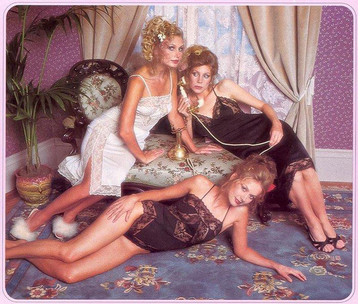 История моды: Victoria`s Secret