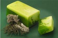 Травяное мыло ручной работы