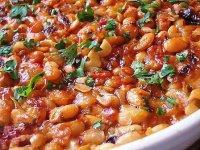 Блюда в пост: пребранац - запеченная фасоль по-сербски