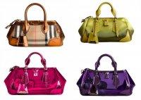 Коллекция сумок Burberry Prorsum 2013