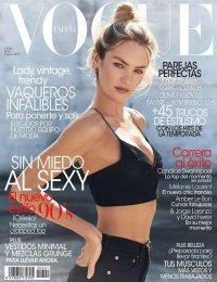 Кэндис Свейнпол для журнала Vogue, Испания, апрель 2013