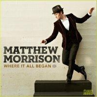 Мэттью Моррисон объявил о выходе своего нового альбома