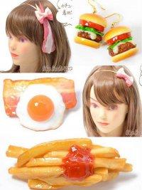 Аппетитные аксессуары Fake Food Hatanaka