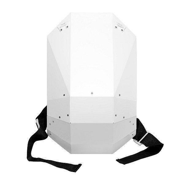 Рюкзак Solid Gray от голландской компании Lijmbach, Leeuw & Vormgeving