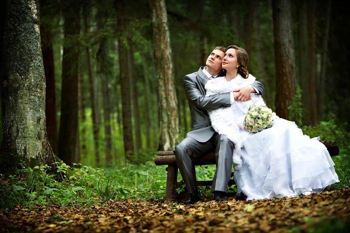 Свадьба на природе: преимущества