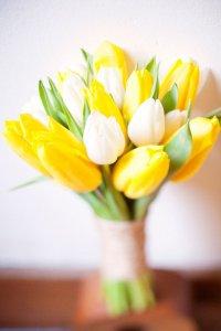 Можно ли использовать тюльпаны для букета невесты?