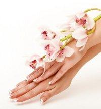 Тканевое наращивание ногтей