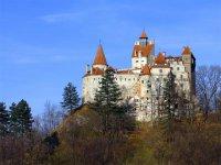 Замок Бран - память о Владе Цепеше