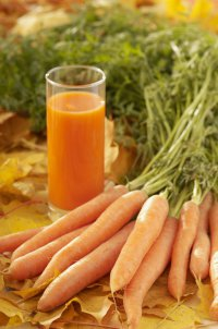 Как пить морковный сок?