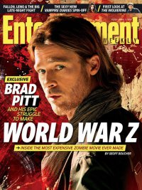 Брэд Питт для журнала  Entertainment Weekly: апрель 2013