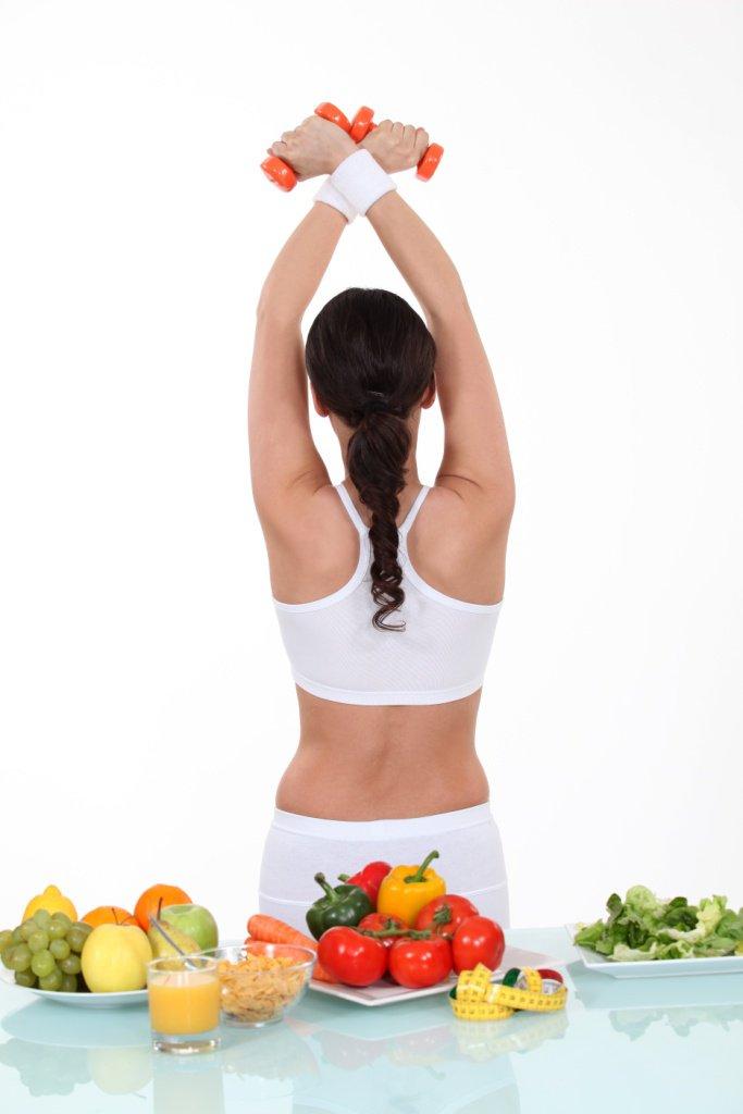 Самые лучшие овощи для похудения