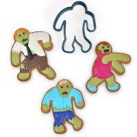 Формочки для печенья: живые зомби