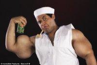 Невероятный «морячок Папай» Мустафа Исмаил
