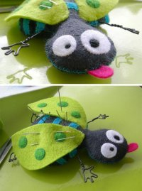 Игольница-жук