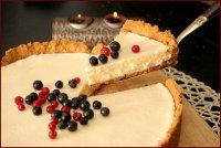 Быстрый пирог со сгущенкой